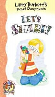 Let's Share (Board Book)