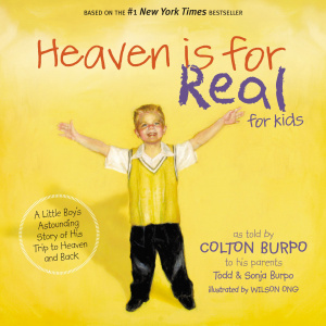 Heaven Is For Real For Kids - Paperback