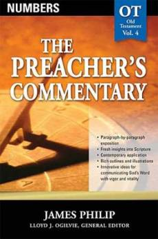 Numbers : Vol 4 : Preacher's Commentary