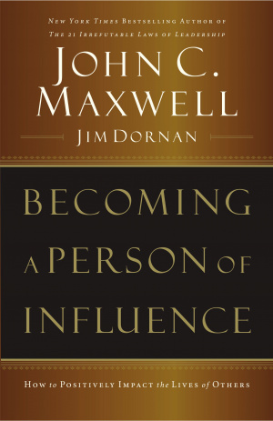 Becoming a Person of Influence PB