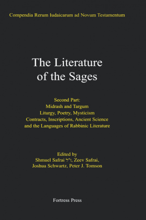 The Literature of the Sages