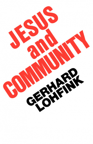 Jesus and Community