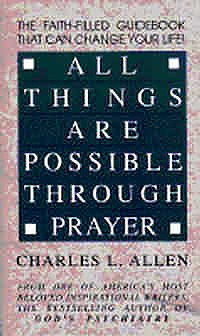 All Things Are Possible/Prayer