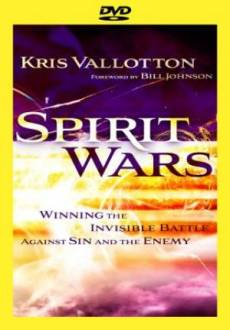 Spirit Wars DVD