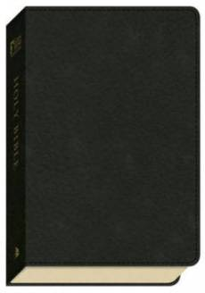 God's Word Compact Bible: Black Duravella