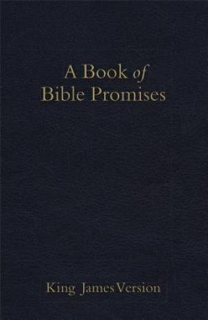 KJV Book of Bible Promises