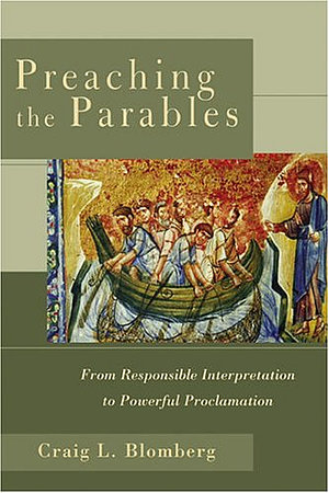 Preaching the Parables paperback