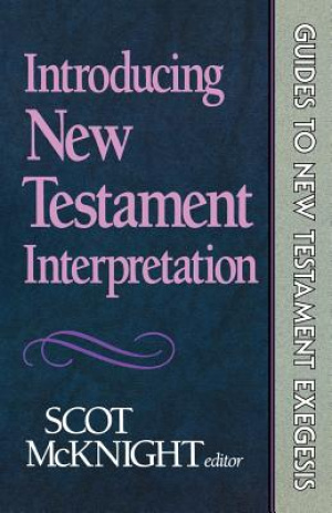 Introducing New Testament Interpretation