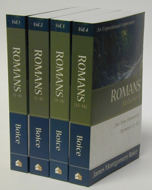 Romans: 4 Vols: Boice Commentary Series
