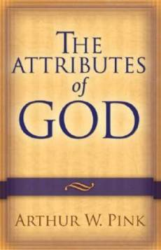 Attributes Of God Pb