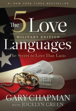 5 Love Languages Military Edition The Pb