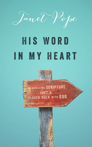 His Word In My Heart Pb