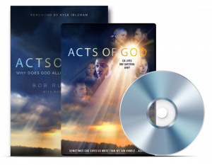 Acts Of God Set Pb And Dvd