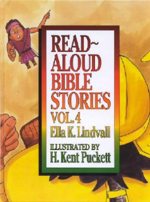 Read-aloud Bible Stories : V. 4