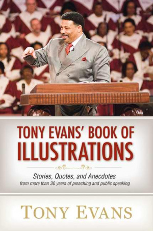 Tony Evans Book Of Illustrations Hb