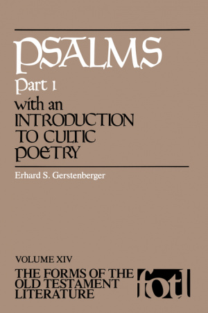 Psalms : Pt. 1. : The Forms of the Old Testament Literature