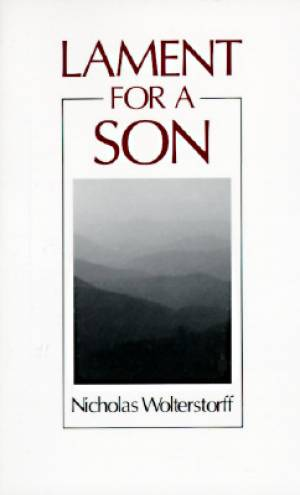 Lament For A Son