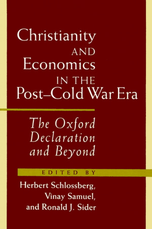 Christianity and Economics in the Post-Cold War Era