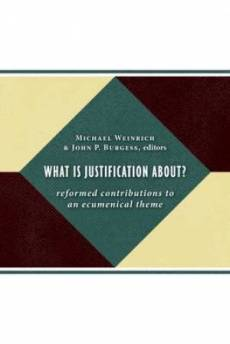 What is Justification About?