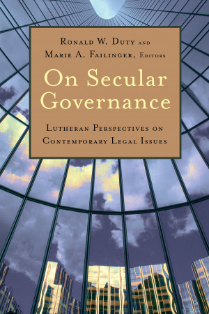 On Secular Governance