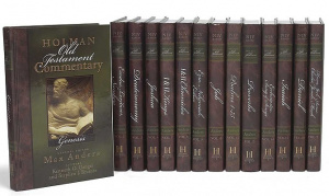 Holman O T Commentary Series