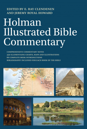 Holman Illustrated Bible Commentary, The