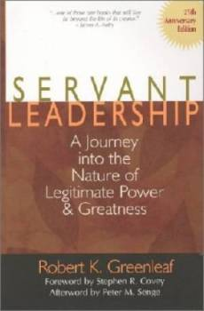 Servant Leadership 25th Anniversary Ed P