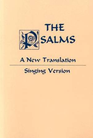 Psalms: A New Translation, Singing Reference