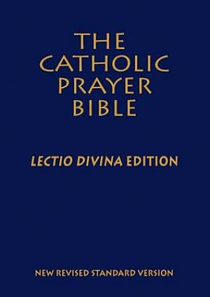 Catholic Prayer Bible-NRSV-Lectio Divina