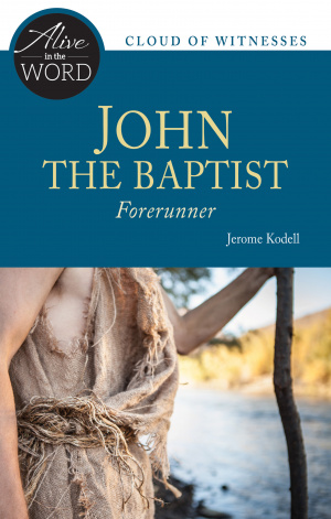 John the Baptist, Forerunner