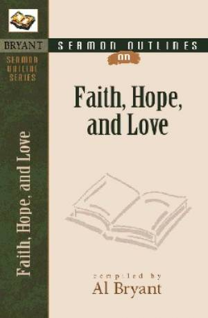 Faith Hope And Love Pb
