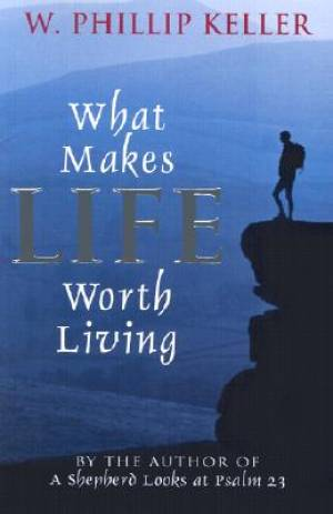 What Makes Life Worth Living Pb