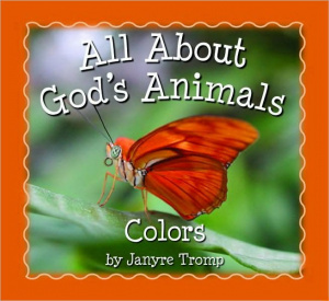 All About God's Animals - Colours