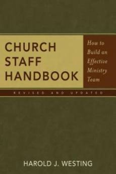 Church Staff Handbook Pb