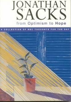 From Optimism To Hope Pb