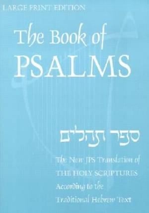 Book of Psalms : Large print