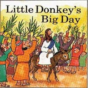 Little Donkeys Big Day (Little Fish Books)