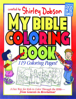 My Bible Colouring Book