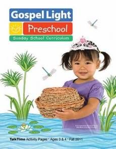 Preschool Talktime Activity Pages Ages 3 & 4 Fall 2011