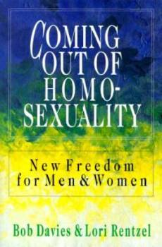 Coming out of homosexuality