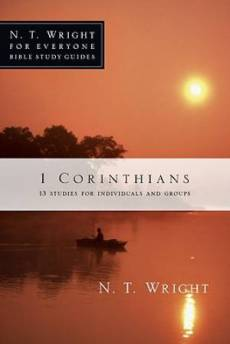 1 Corinthians : 13 Studies For Individuals And Groups
