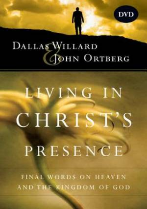 Living in Christ's Presence DVD