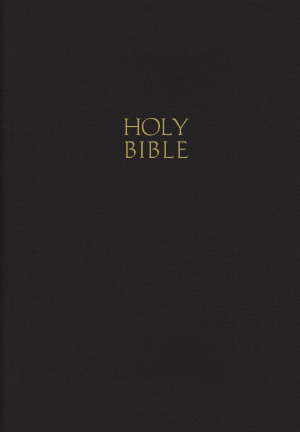 NKJV Reference Bible: Black, Flexibind, Giant Print