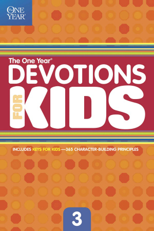 The One Year Book of Devotions for Kids
