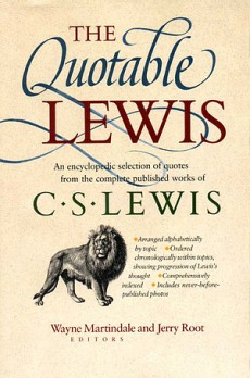 The Quotable Lewis