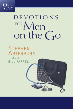 The One Year Book of Devotions for Men on the Go
