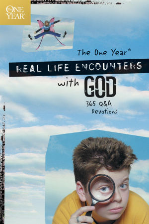 The One Year Book of Real Life Encounters with God: 365 Q&A Devotions