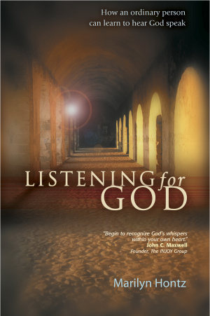 Listening for God: [how an Ordinary Person Can Learn to Hear God Speak]