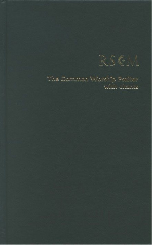 The Common Worship Psalter with Chants
