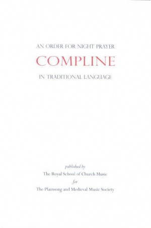 An Order for Compline (night Prayer) in Traditional Language